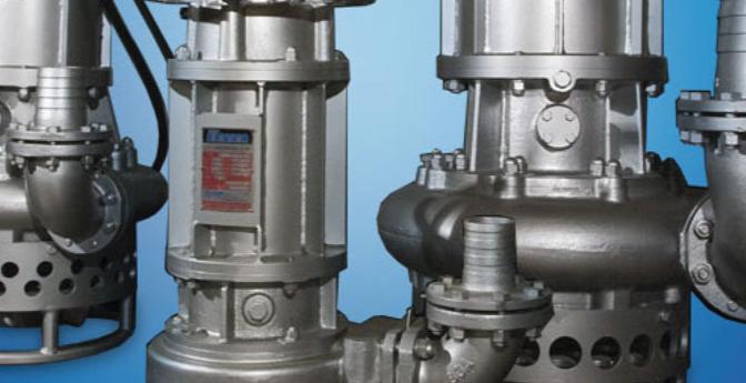 bombas industriais - heavvy pumps