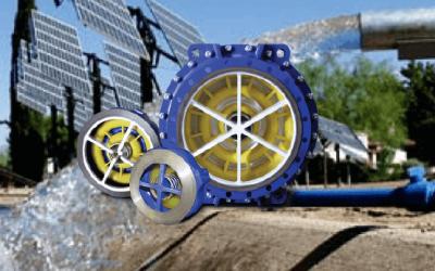 Tratamento de água e efluentes – válvula de retenção em BH