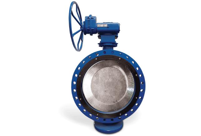 Válvula Bi-Excêntrica High Performance - retenção de fluxos
