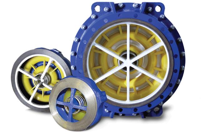 Válvula de Retenção de Fechamento Rápido -retenção de fluxos