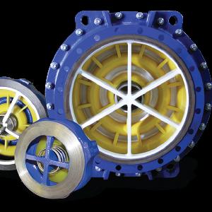 valvula de retenção fechamento rápido - tipo wafer